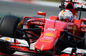 2015フェラーリテスト