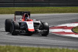 Motor Racing - Formula One World Championship - Malaysian Grand Prix - Practice Day - Sepang, Malaysia
