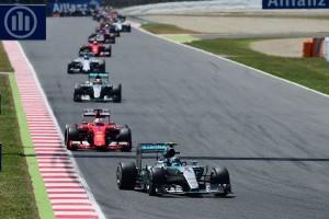 at Formula One World Championship, Rd5, Spanish Grand Prix Qualifying, Barcelona, Spain, Saturday 9 May 2015.