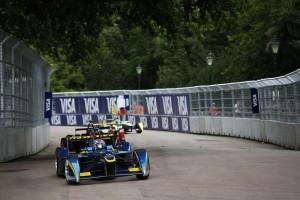 2014/2015 FIA Formula E Championship. London ePrix, Battersea Park, London, United Kingdom. Saturday 27 June 2015 Photo: Glenn Dunbar/LAT/Formula E ref: Digital Image _W2Q0025