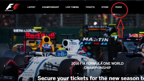 F1公式1