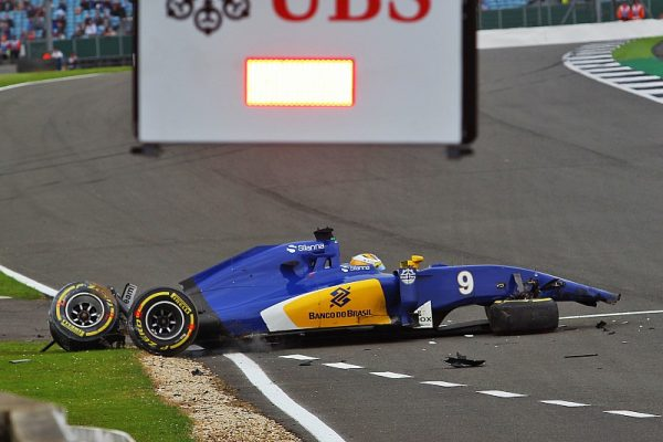 f1-british-gp-2016-marcus-ericsson-sauber-c35-crashed-in-the-third-practice-session